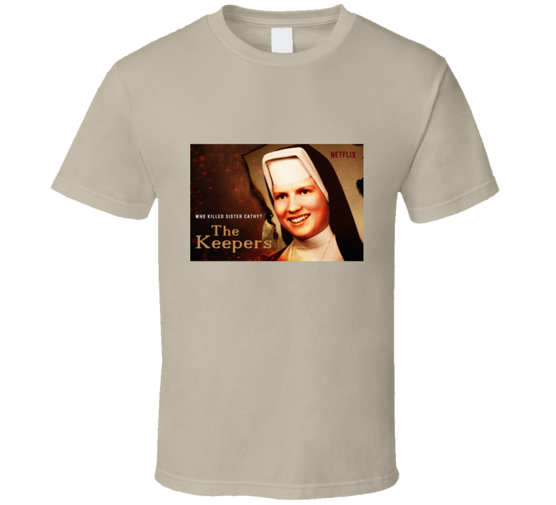 The Keepers Tv Series Tv Show T Shirt