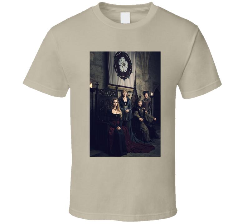 The White Princess Tv Series T Shirt