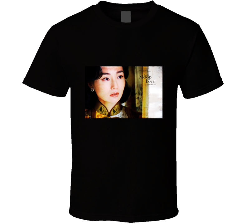 In The Mood For Love (2000) Imdb Top 250 T Shirt