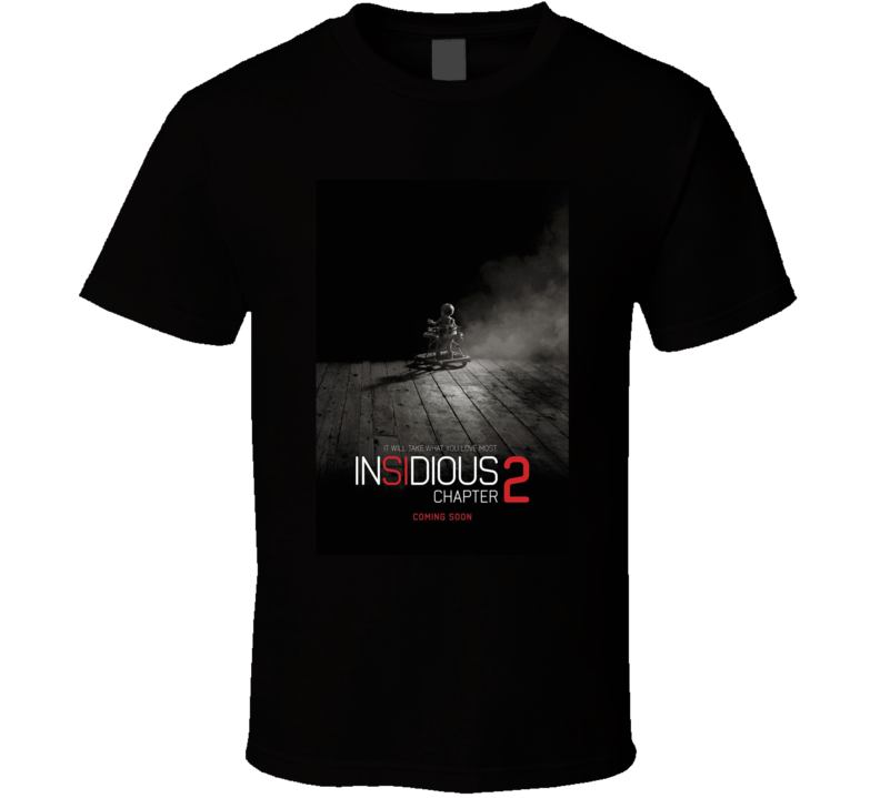 Insidious Movie T Shirt