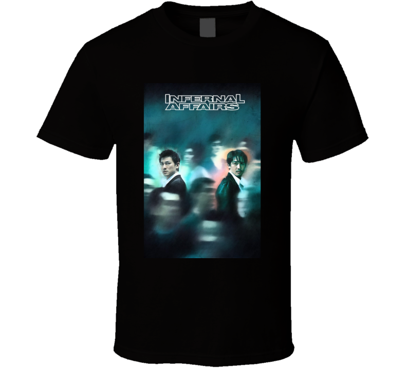 Infernal Affairs (2002) T Shirt