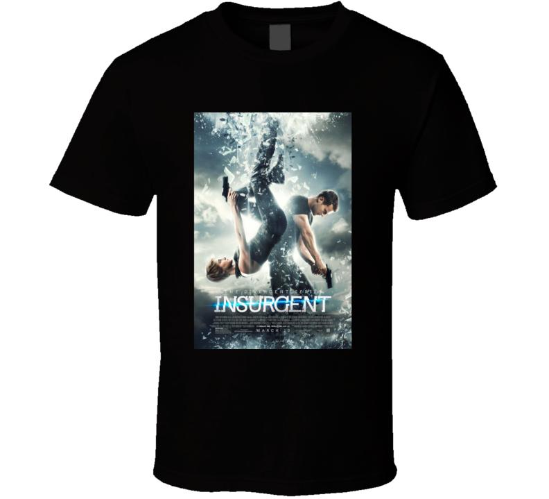 Insurgent Movie T Shirt