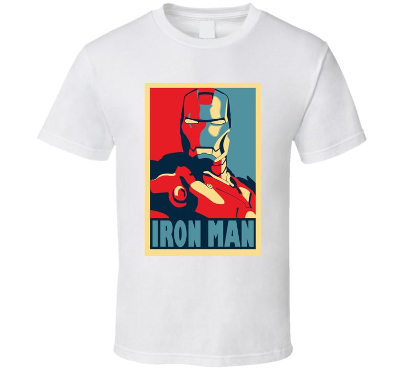 Iron Man Film T Shirt