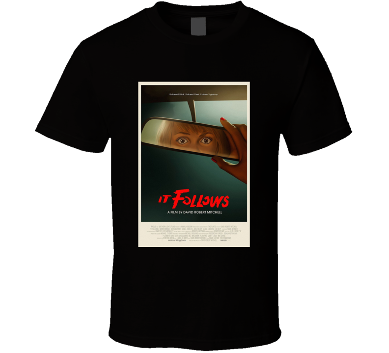 It Follows Movie T Shirt