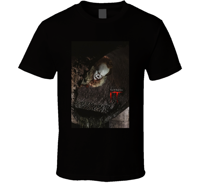 It 2017 Movie T Shirt