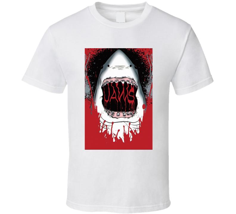 Jaws (1975) Movie T Shirt