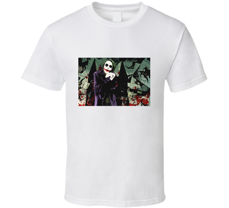 Joker Batman T Shirt