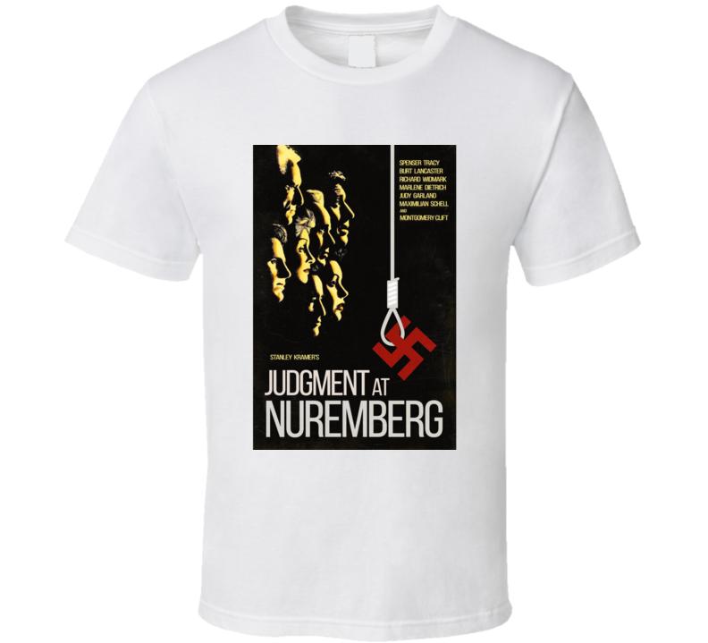 Judgment At Nuremberg (1961) T Shirt