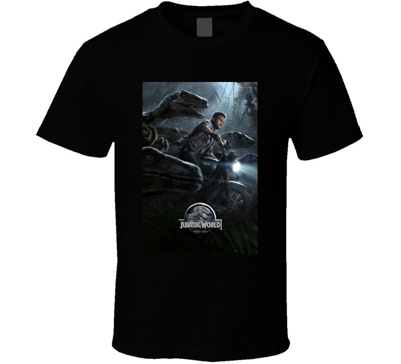 Jurassic World Great T Shirt