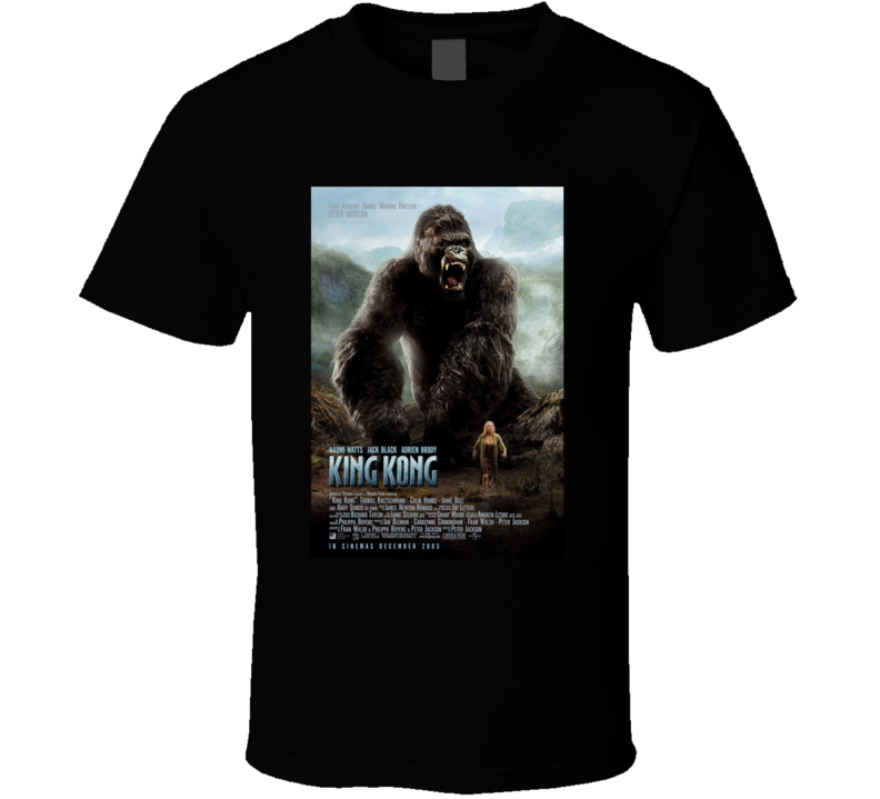 King Kong Movie T Shirt