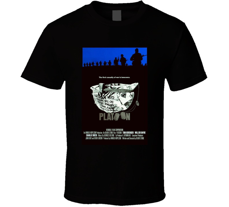 Platoon (1986) T Shirt