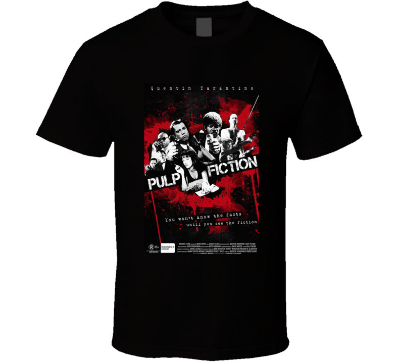 Pulp Fiction Film T Shirt