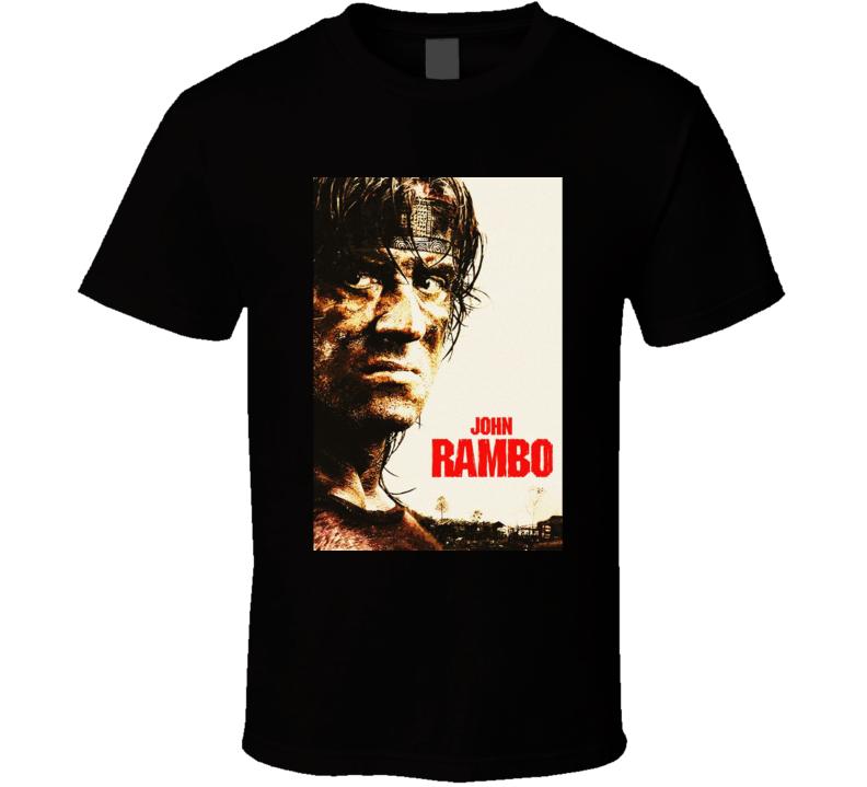Rambo T Shirt