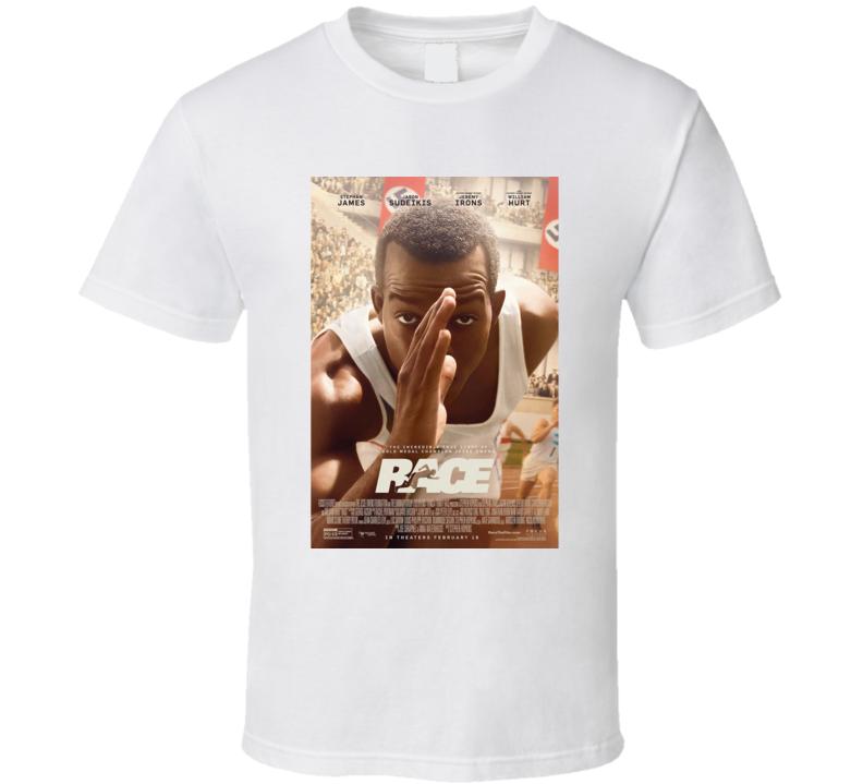 Race Movie T Shirt