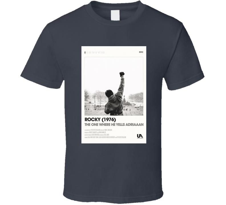 Rocky (1976) T Shirt
