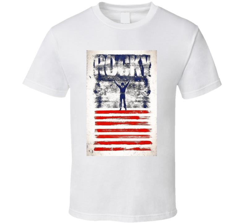 Rocky (1976) Imdb Top 250 T Shirt