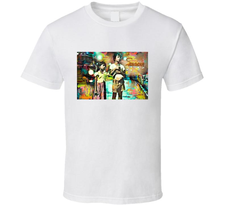 Salaam Bombay! Bollywood Movie T Shirt