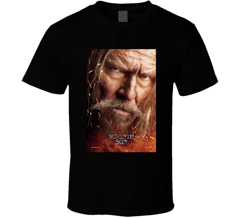 Seventh Son Movie T Shirt