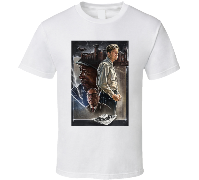 Shawshank Redemption Movie Fan T Shirt