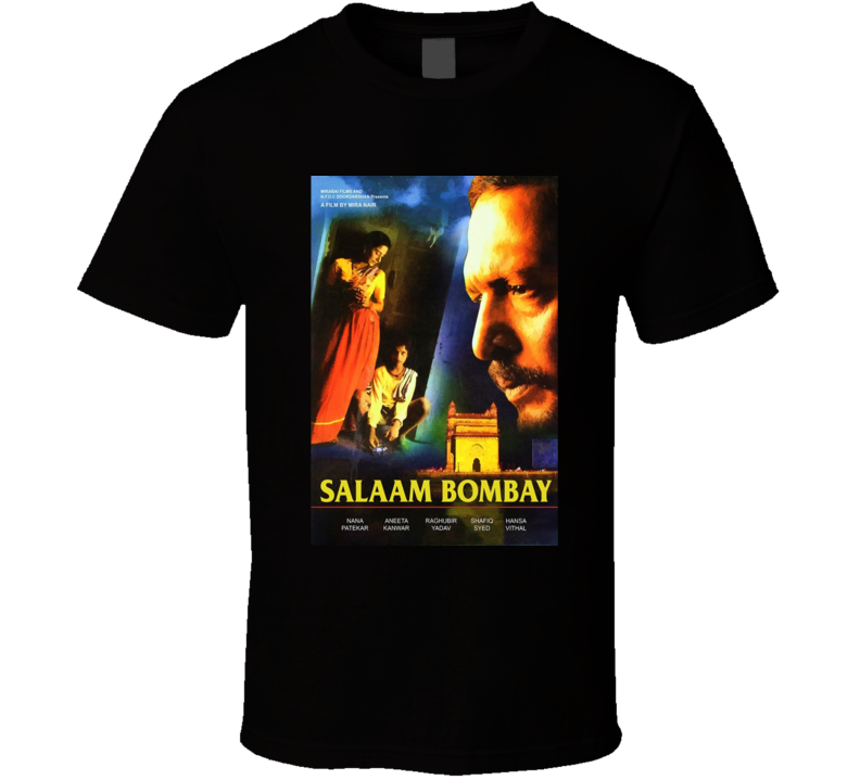 Salaam Bombay! Movie T Shirt
