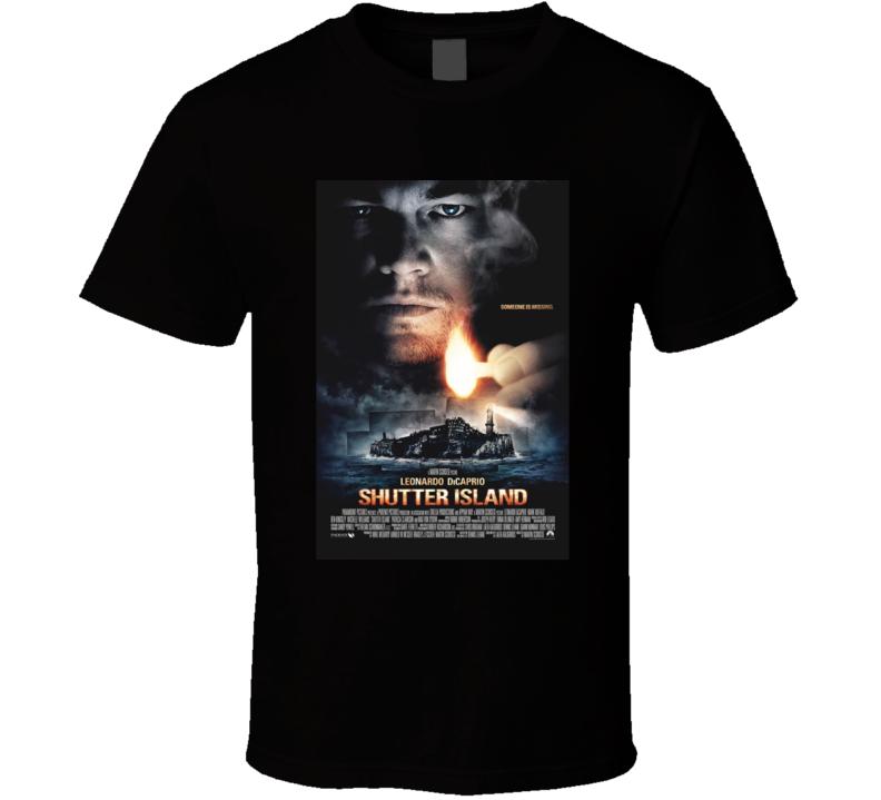 Shutter Island (2010) T Shirt