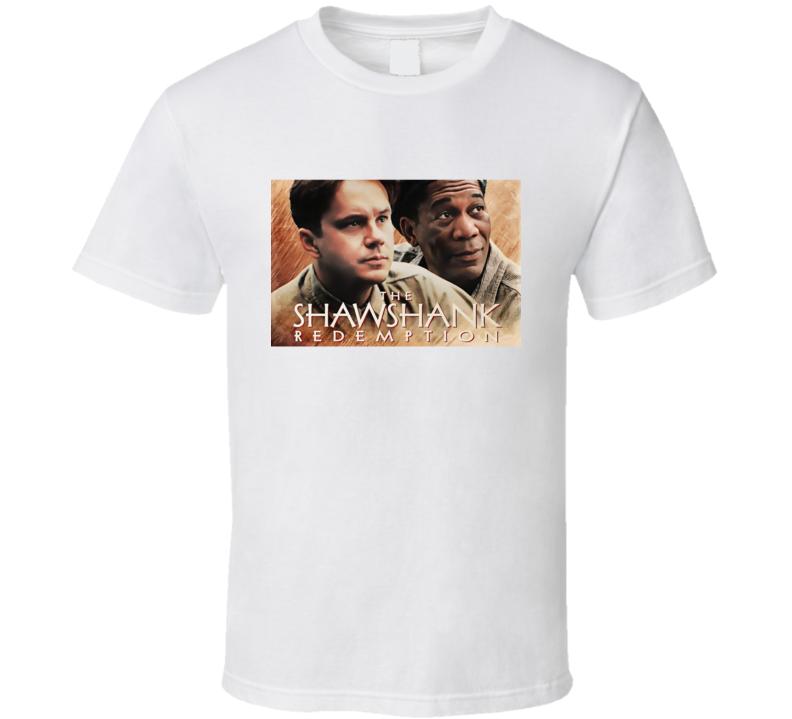 Shawshank Redemption T Shirt