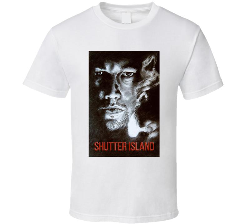 Shutter Island (2010) IMDB Top 250 T Shirt