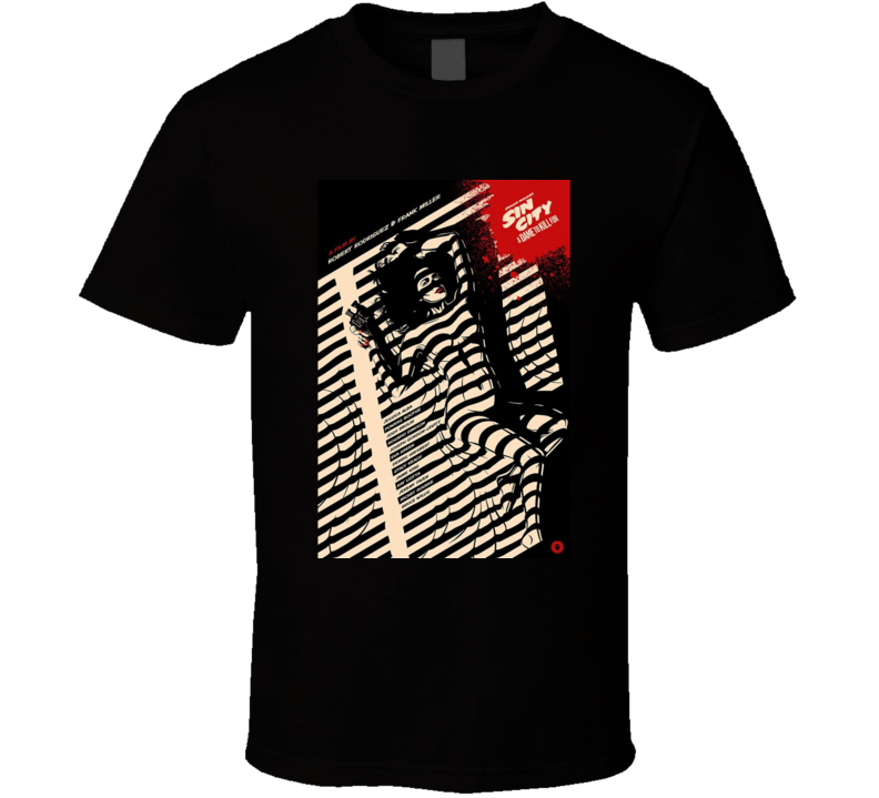 Sin City Fan T Shirt