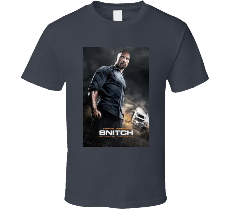 Snitch Movie T Shirt