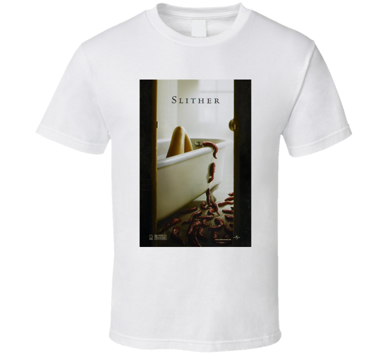 Slither Movie T Shirt