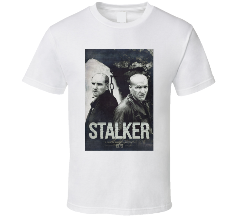 Stalker (1979) T Shirt