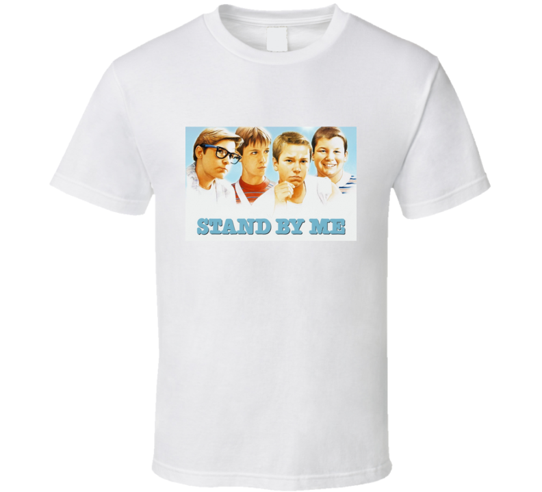 Stand By Me (1986) Imdb Top 250 T Shirt