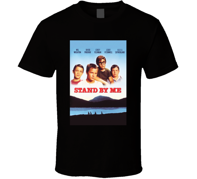 Stand By Me (1986) T Shirt