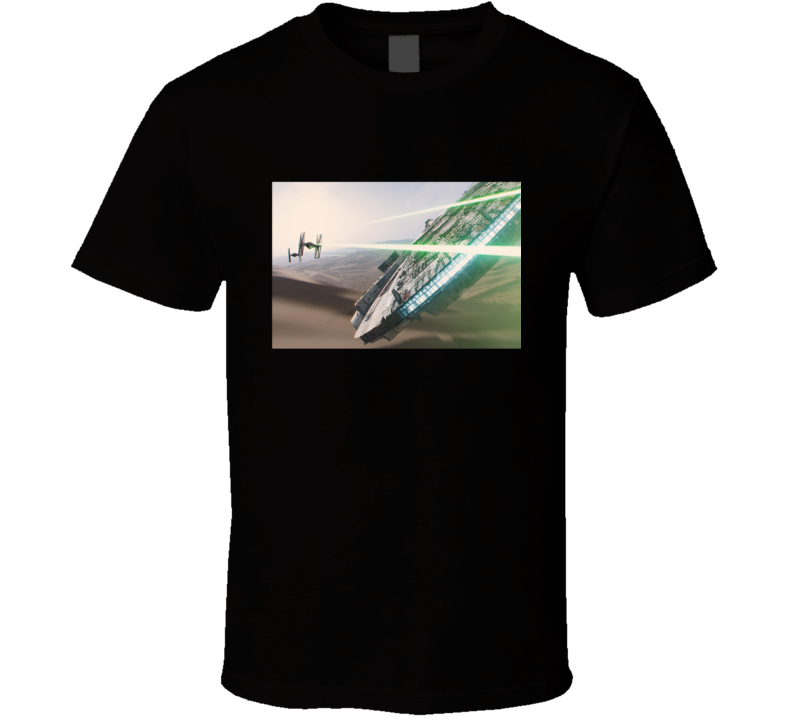 Star Wars 7 Force Awakens Movie T Shirt