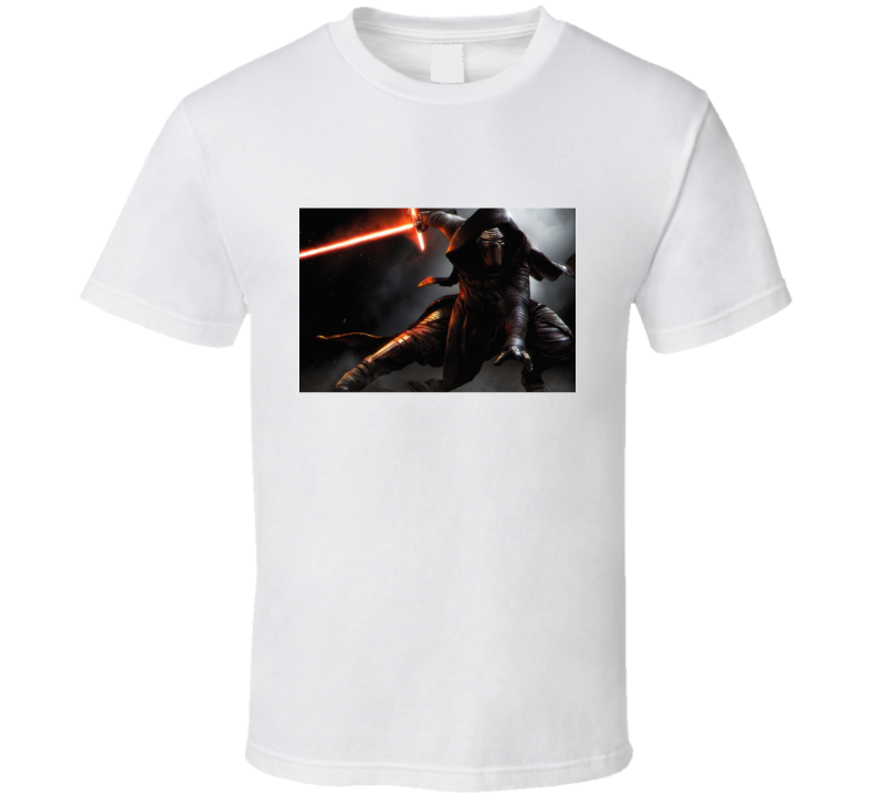 Star Wars 7 The Force Awakens Sith T Shirt