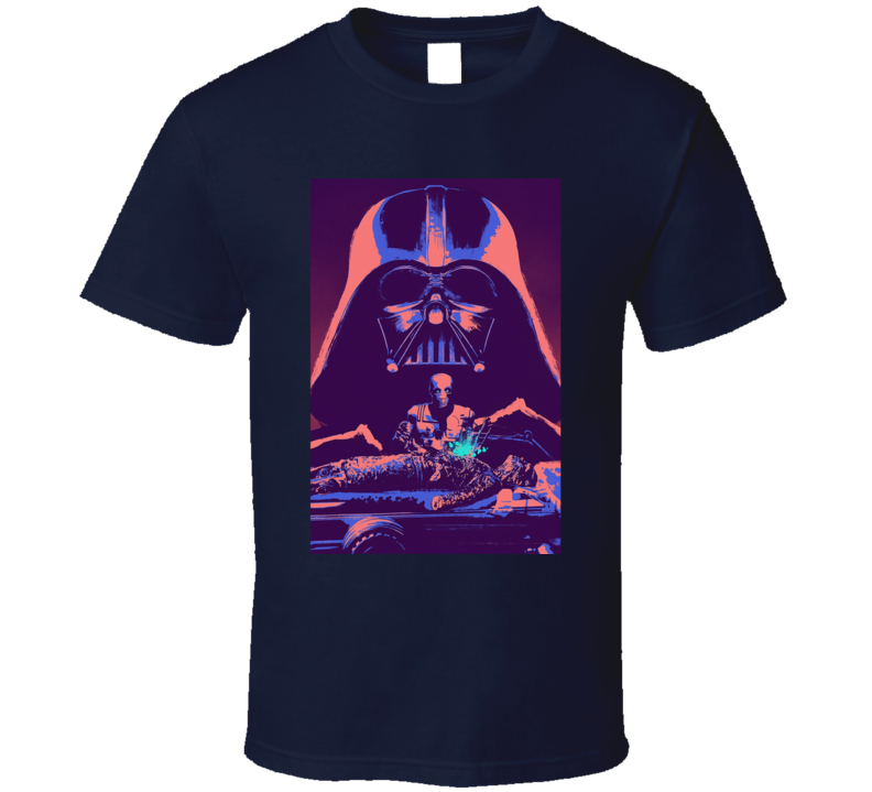 Star Wars Darth Vader Movie Fan T Shirt