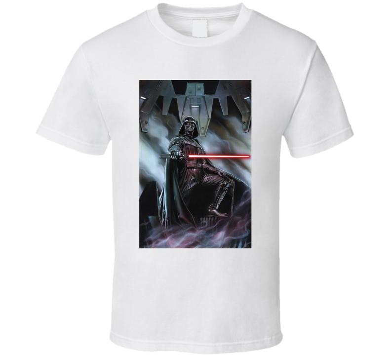 Star Wars Darth Vader Movie T Shirt