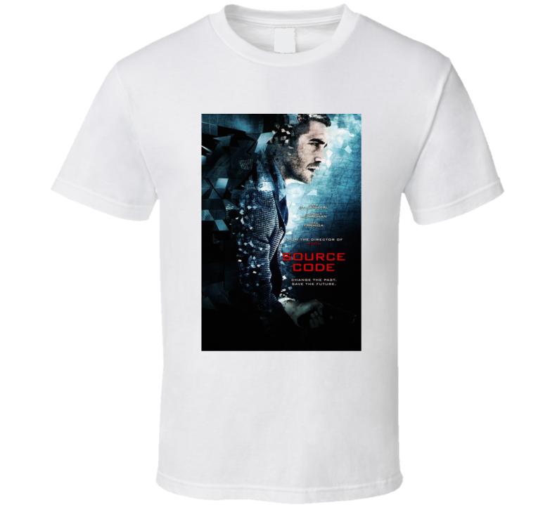 Source Code Movie T Shirt