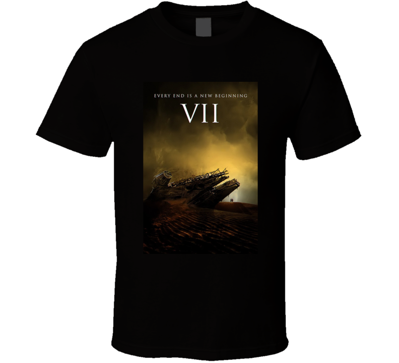Star Wars Episode Vii Movie The Force Awakens T Shirt
