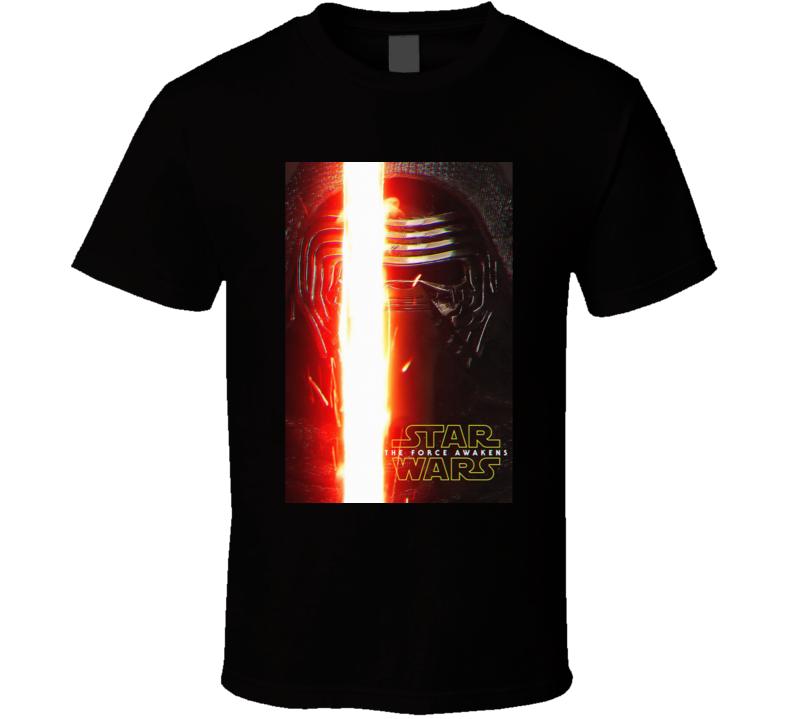 Star Wars Episode Vii The Force Awakens Film T Shirt