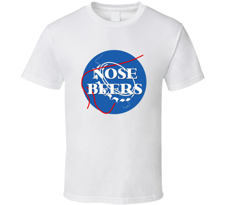 Nose Beers Classic T Shirt