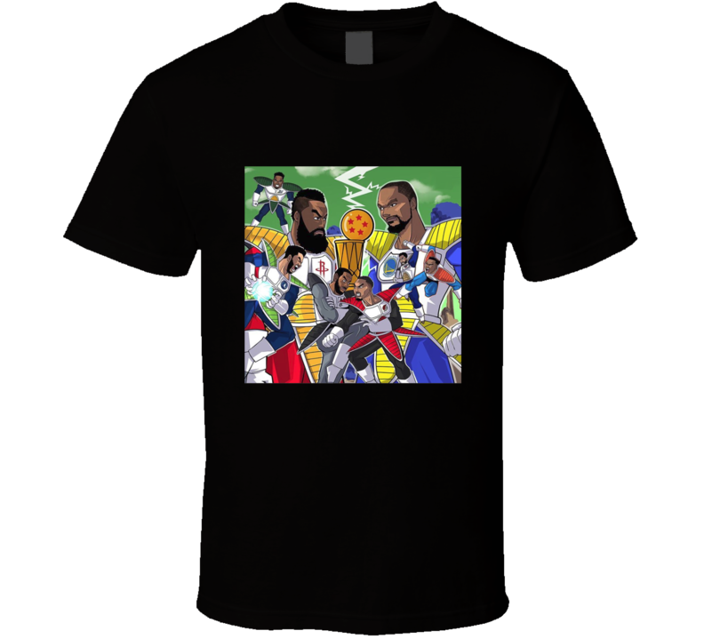 Western Conference Playoffs Dbz T Shirt