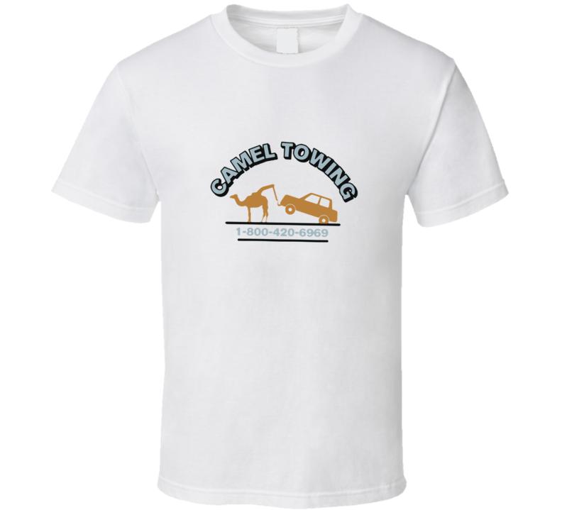 Camel Towing T Shirt