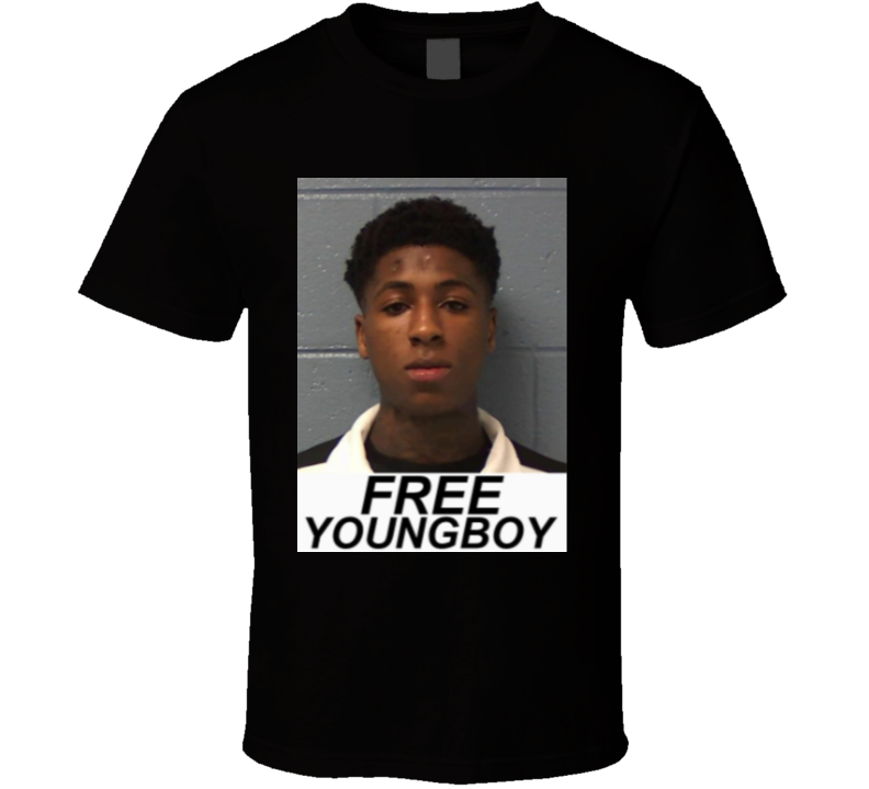 Free Youngboy T Shirt