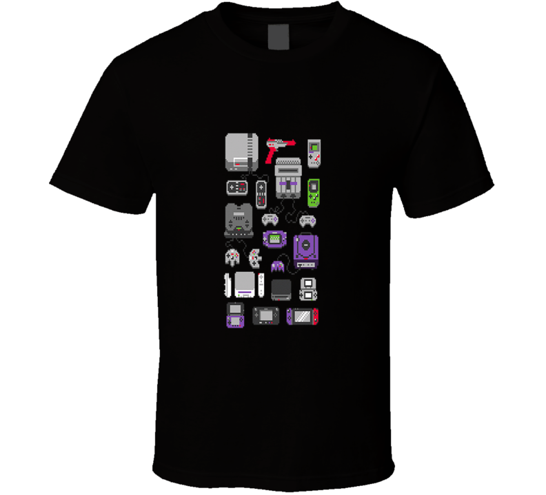 A Pixel Of My Childhood T Shirt