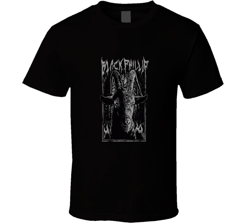 Black Metal Phillip T Shirt