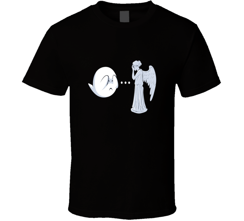 Boo Vs. Angel T Shirt