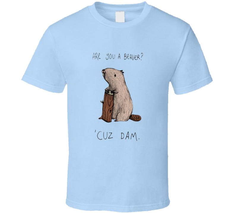 Dam.png T Shirt