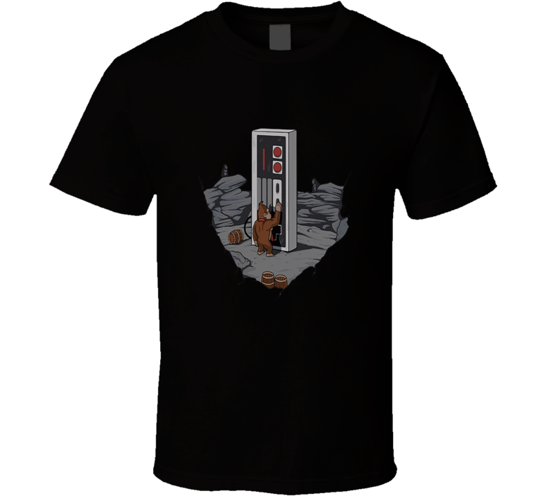 Dawn Of Gaming T Shirt