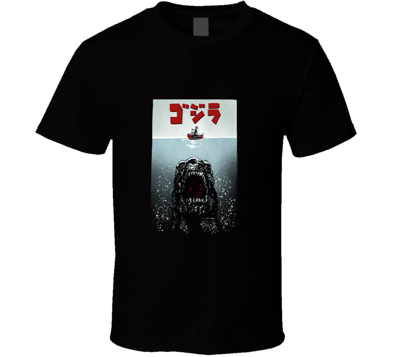 Alpha Predator Godzilla T Shirt
